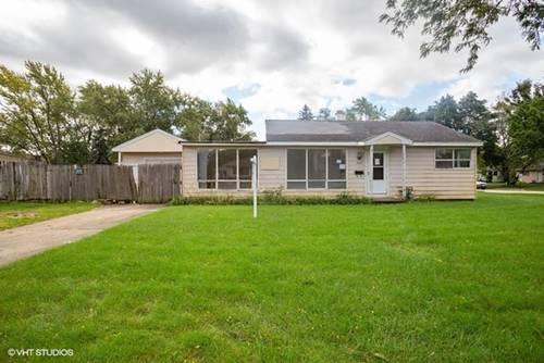 2303 Fremont, Rolling Meadows, IL 60008