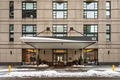 401 E Ontario Unit 609, Chicago, IL 60611 Streeterville