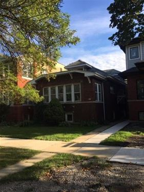 2735 W Sunnyside, Chicago, IL 60625