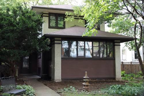 131 S Humphrey, Oak Park, IL 60302