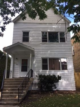 2538 W Ainslie, Chicago, IL 60625 Ravenswood