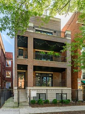 833 W Wolfram Unit 3, Chicago, IL 60657 Lakeview