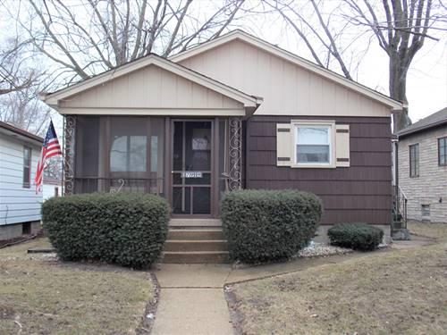 17919 Glen Oak, Lansing, IL 60438