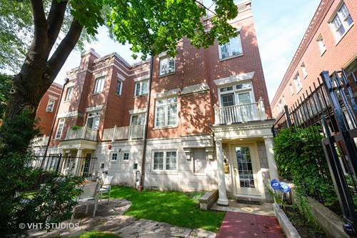 1426 W Wrightwood, Chicago, IL 60614 Lincoln Park