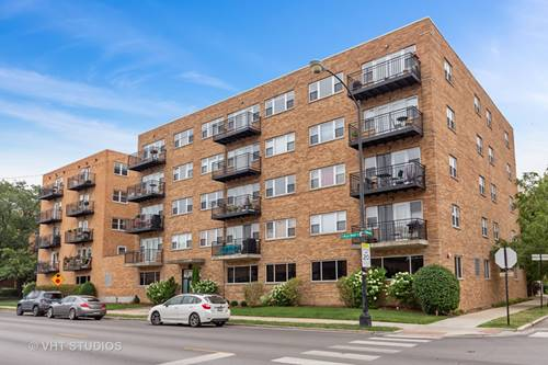 2525 W Bryn Mawr Unit 502, Chicago, IL 60659 Ravenswood