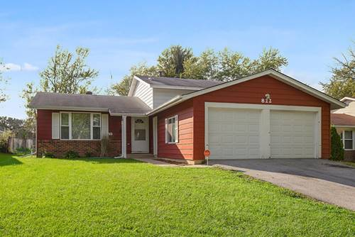822 Blackhawk, University Park, IL 60484