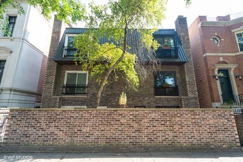 1929 N Mohawk Unit B, Chicago, IL 60614 Lincoln Park