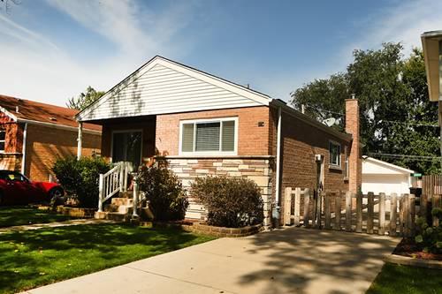 3612 W 117th, Chicago, IL 60655 Mount Greenwood