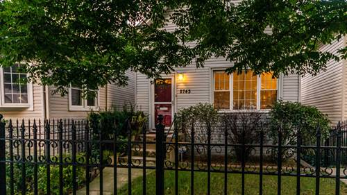 2743 N Maplewood, Chicago, IL 60647 Lincoln Park