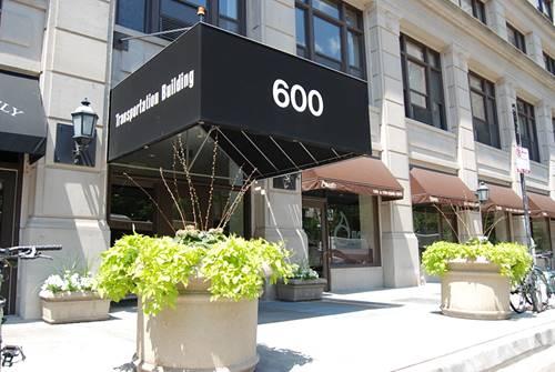 600 S Dearborn Unit 1804, Chicago, IL 60605 South Loop