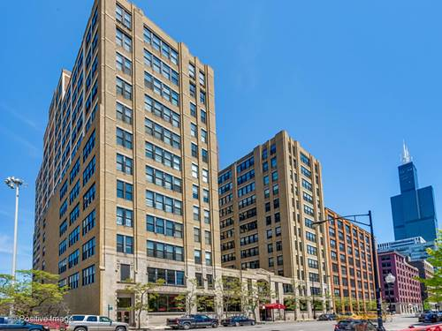 728 W Jackson Unit 821, Chicago, IL 60661 The Loop