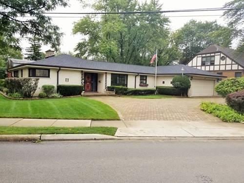 1501 W Talcott, Park Ridge, IL 60068