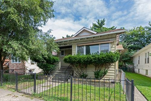 11345 S Normal, Chicago, IL 60628 Roseland