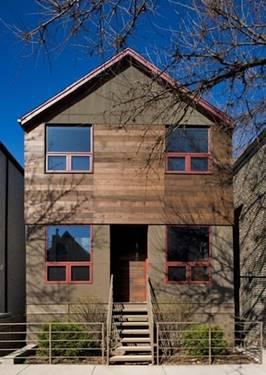 2022 N Wolcott, Chicago, IL 60614 Bucktown