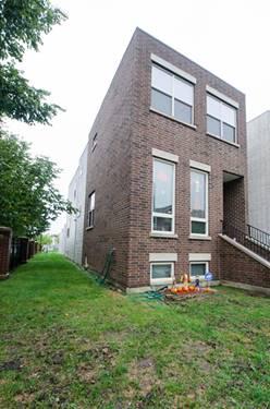 3154 W Wallen, Chicago, IL 60645 West Ridge