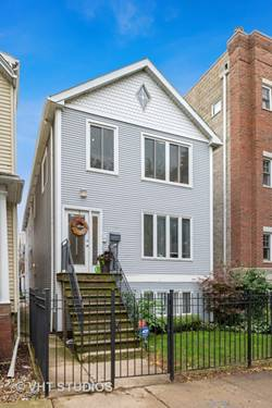 1637 W Wolfram Unit 2, Chicago, IL 60657 Lakeview