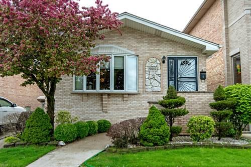 5610 S Newland, Chicago, IL 60638 Garfield Ridge