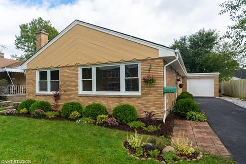 1631 Norfolk, Westchester, IL 60154