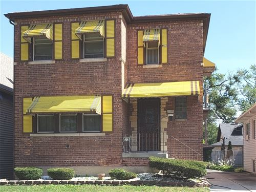 11135 S Parnell, Chicago, IL 60628 Roseland