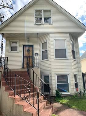 4815 W Grace, Chicago, IL 60641