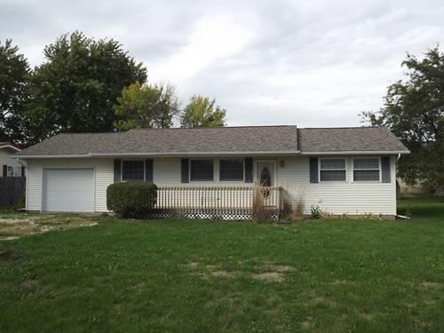 103 Tracy, Cissna Park, IL 60924