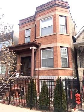 1857 N Albany, Chicago, IL 60647 Logan Square