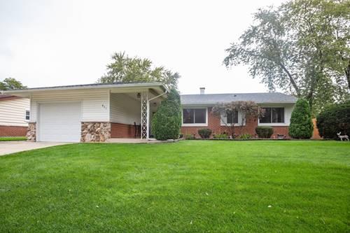 841 Delphia, Elk Grove Village, IL 60007