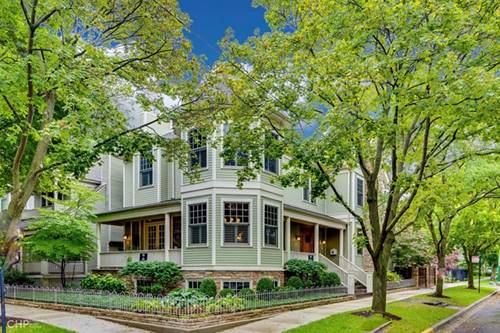 4301 N Greenview, Chicago, IL 60613 Graceland West