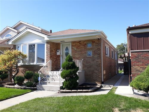 7722 S Christiana, Chicago, IL 60652 Ashburn