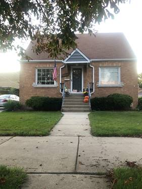 11042 S Springfield, Chicago, IL 60655 Mount Greenwood