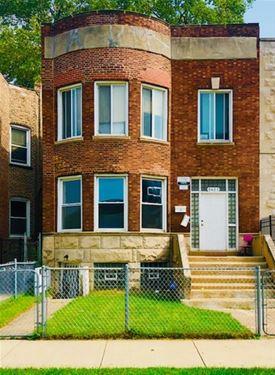 5423 S Wabash, Chicago, IL 60615 Washington Park