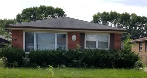 2715 W 86th, Chicago, IL 60652