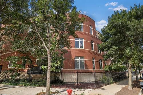 2758 W Francis Unit 202, Chicago, IL 60647 Logan Square
