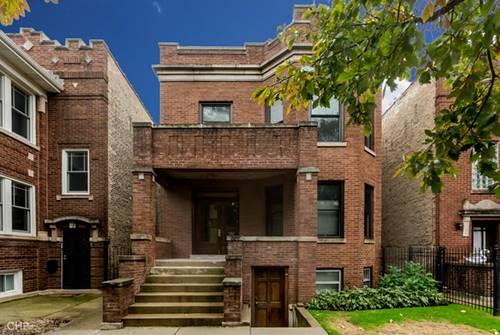 2545 W Argyle, Chicago, IL 60625 Ravenswood