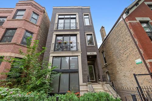 858 N Hermitage Unit 3, Chicago, IL 60622 East Village