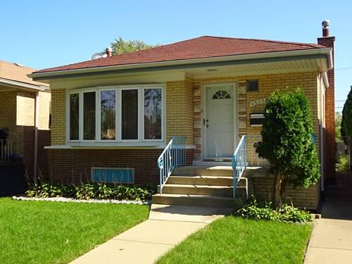 4525 S Kilpatrick, Chicago, IL 60632 Sleepy Hollow