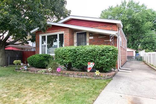 4724 W 98th, Oak Lawn, IL 60453