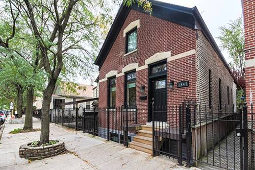 1841 W Cullerton, Chicago, IL 60608 Heart of Chicago