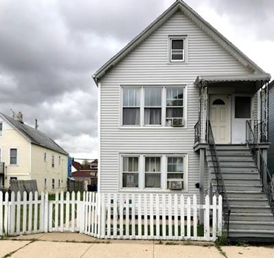 5204 S Maplewood, Chicago, IL 60632 Gage Park