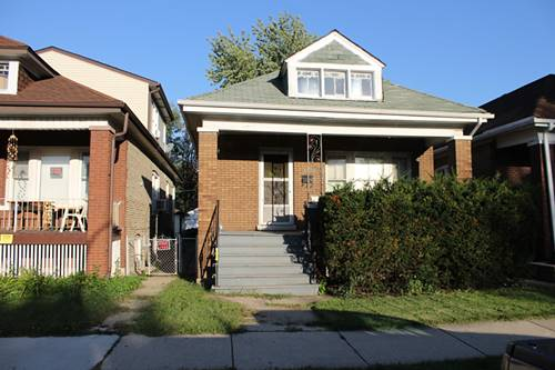 6025 S Spaulding, Chicago, IL 60629 Chicago Lawn