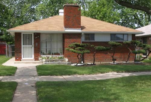 10814 S Emerald, Chicago, IL 60628 Roseland