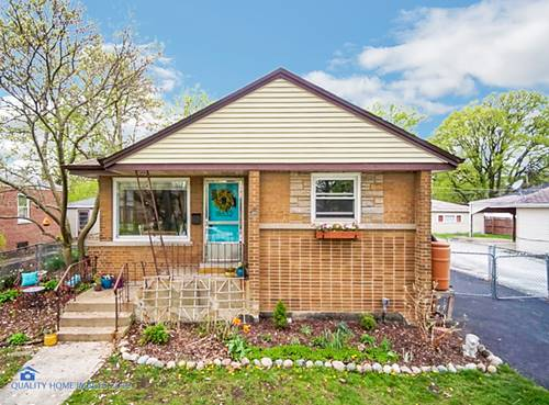 18532 Morris, Homewood, IL 60430