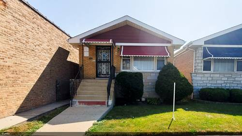 9711 S Halsted, Chicago, IL 60628 Longwood Manor