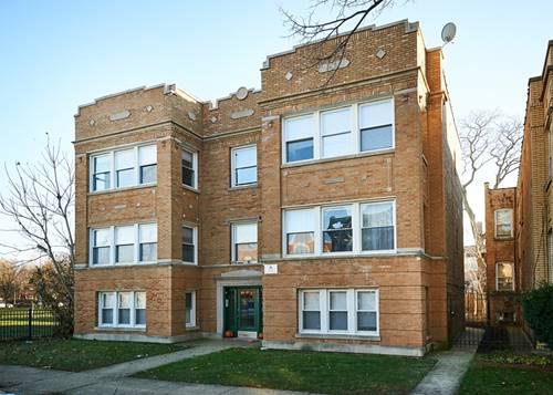 3725 W Eastwood Unit 1W, Chicago, IL 60625 Albany Park