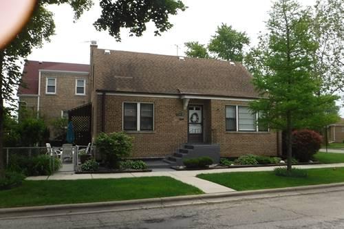 5401 S Natchez, Chicago, IL 60638 Garfield Ridge