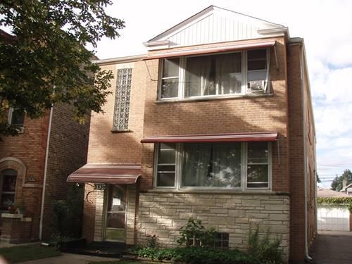 5430 W Berteau, Chicago, IL 60641 Portage Park