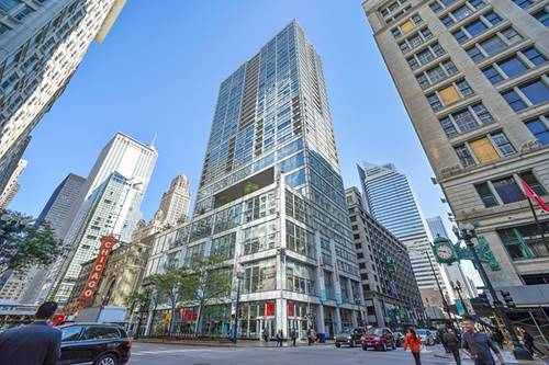 8 E Randolph Unit 1401, Chicago, IL 60601 The Loop