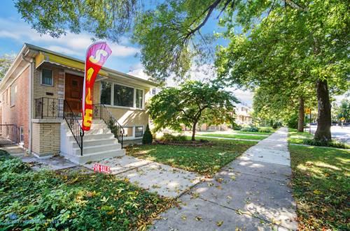 3935 N Lawndale, Chicago, IL 60618 Irving Park