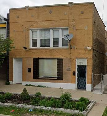 6242 W Grand, Chicago, IL 60639 Belmont Cragin