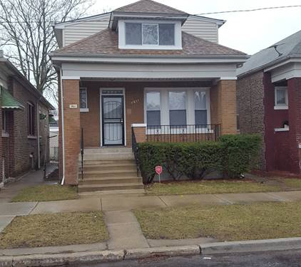 7811 S Vernon, Chicago, IL 60619 Chatham